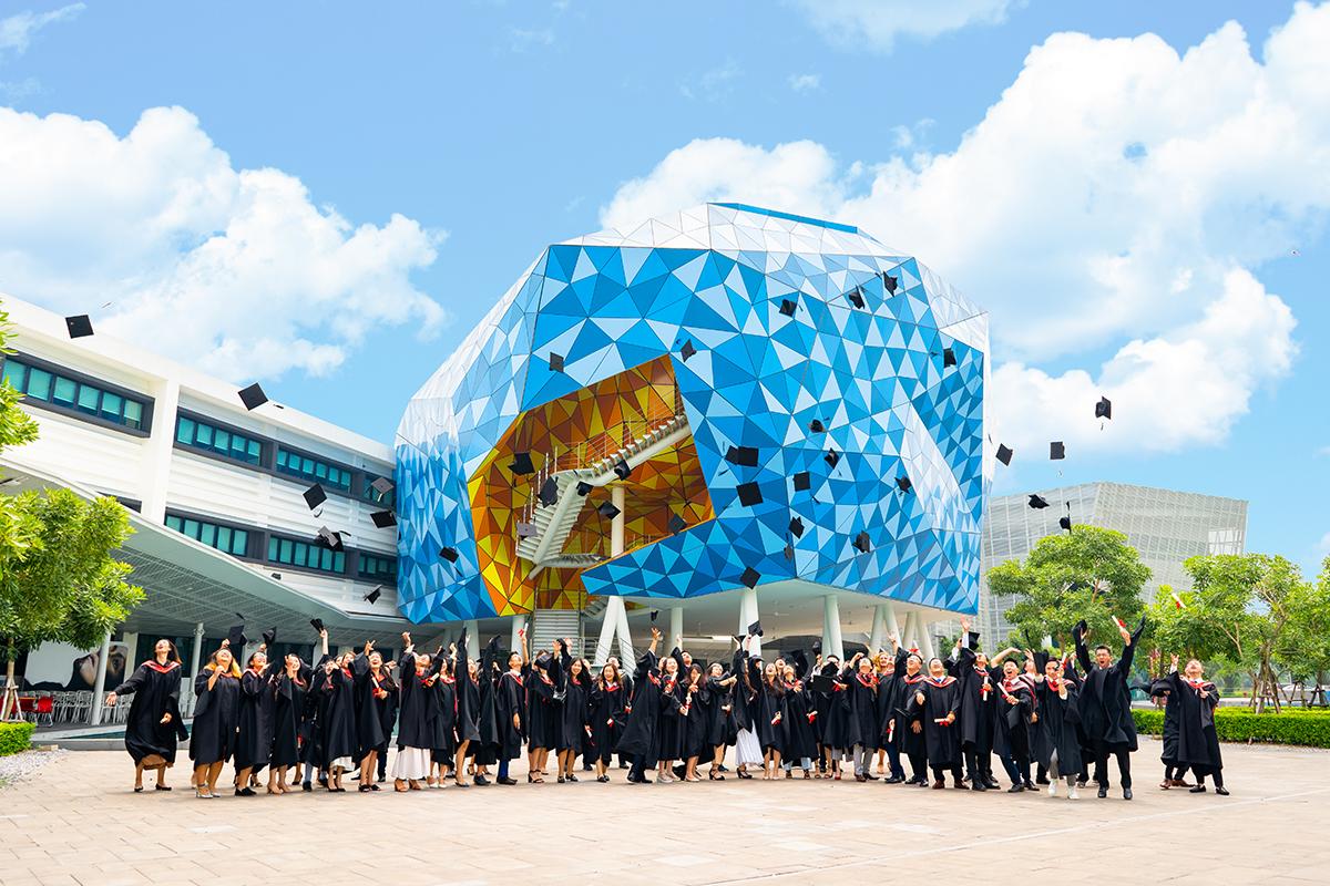 Ecopark có trường đại học quốc tế không