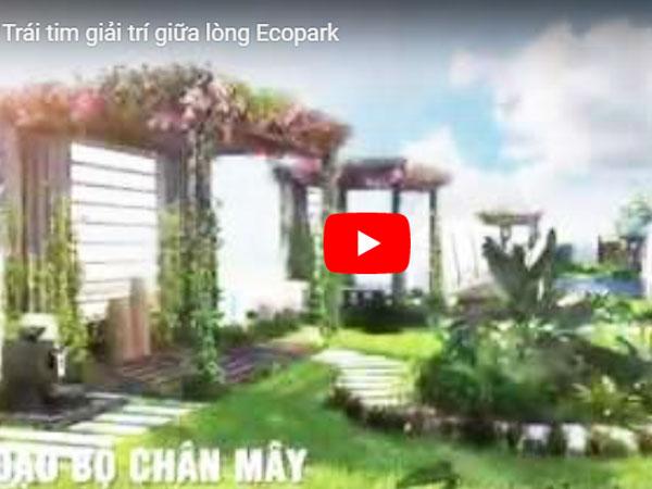 Sky Oasis - Trái tim giải trí giữa lòng Ecopark